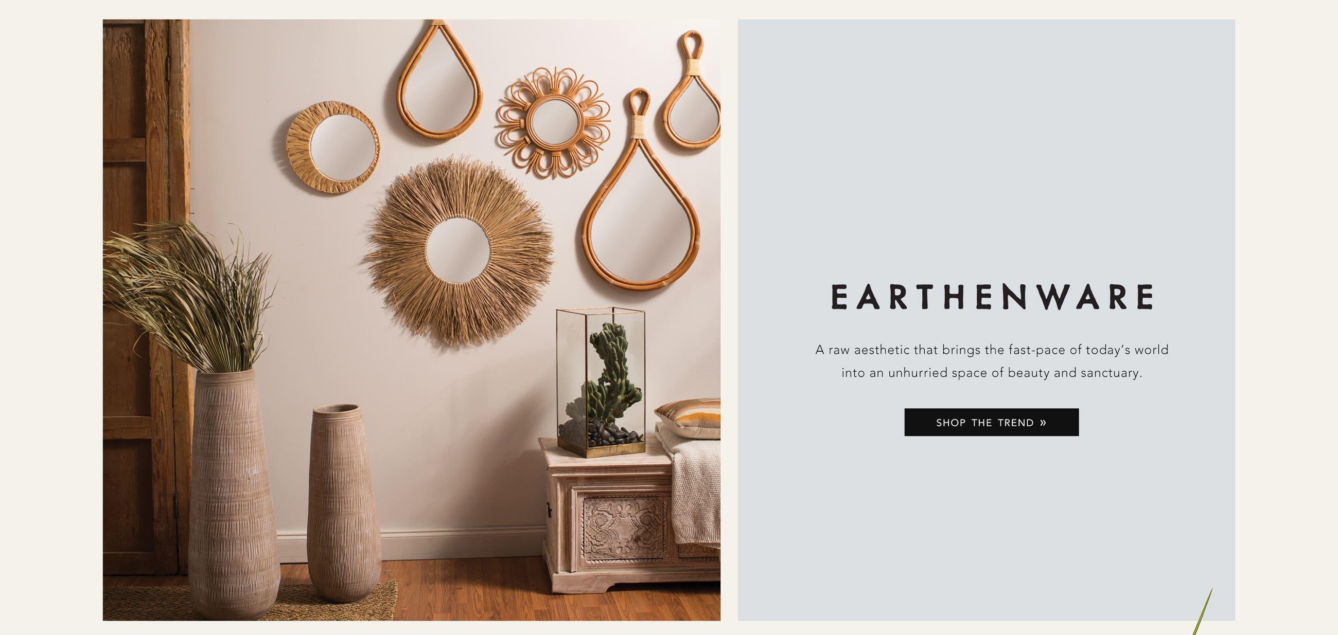 Shop Earthenware Trend