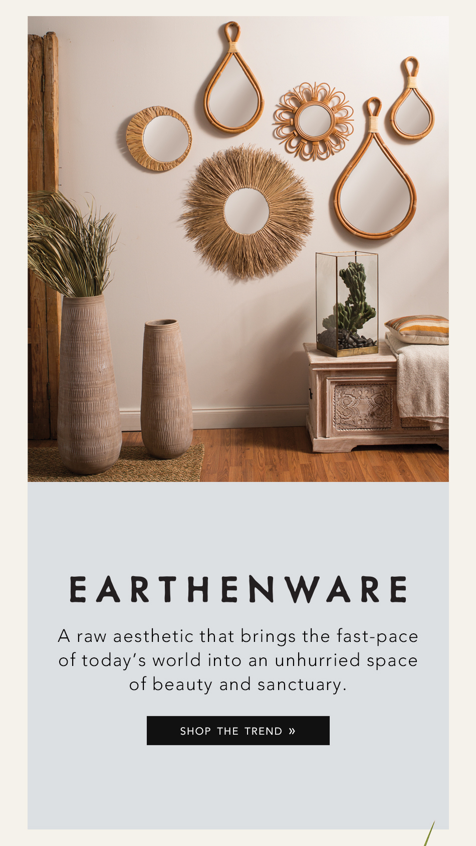 Shop Earthenware Trend