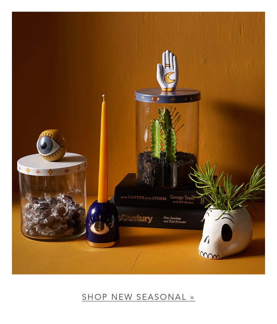 Shop New Seasonal