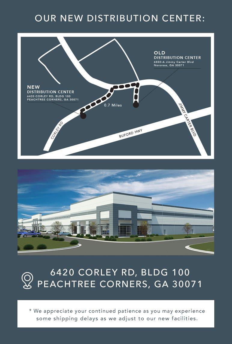 6420 Corley Rd. Bldg 100, PeachtreeCorners, GA, 30071