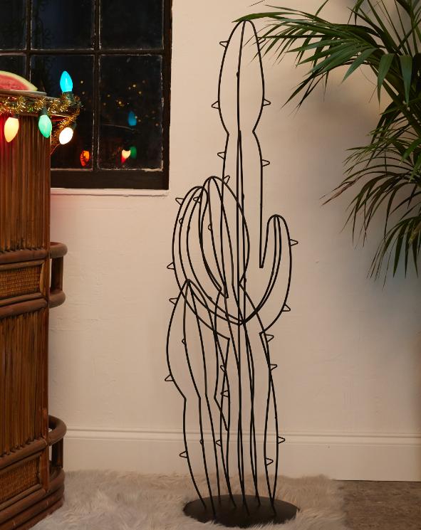 Shop Cactus Ornament Tree