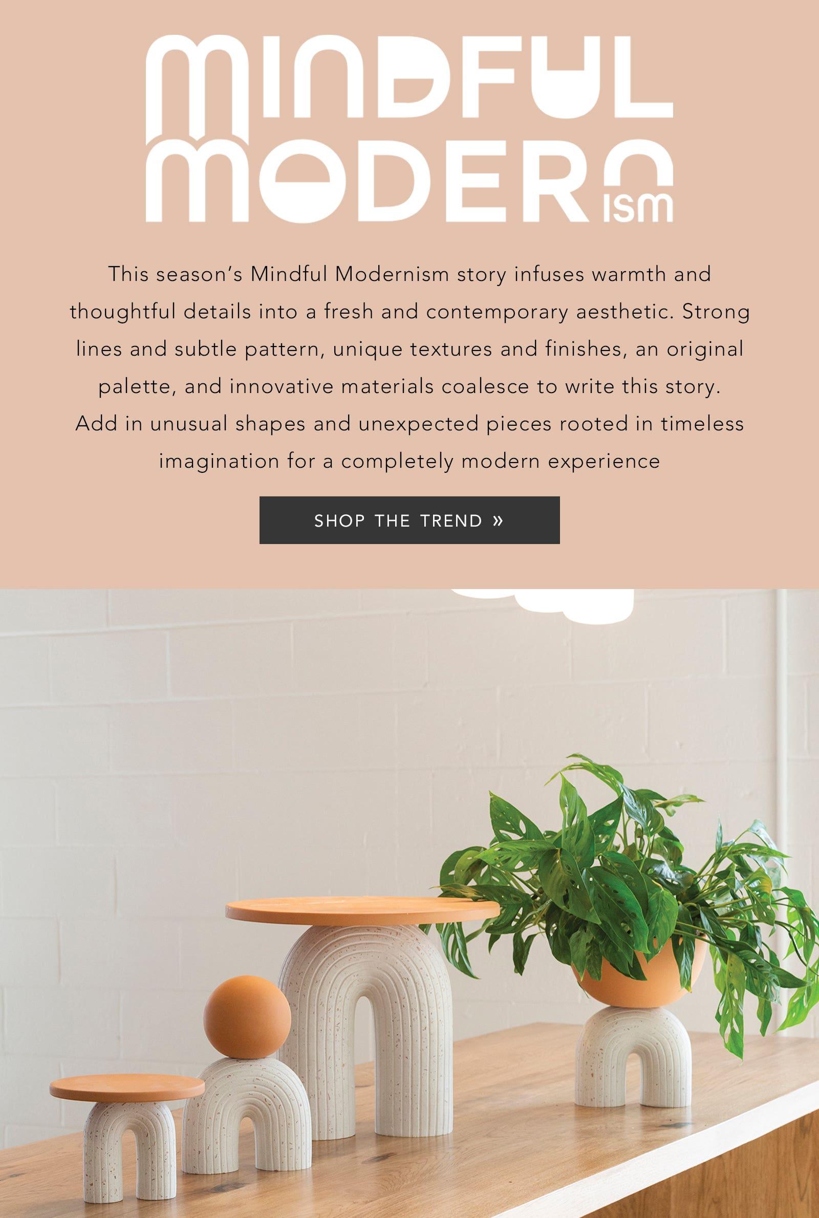 Shop Mindfulness Modernism »
