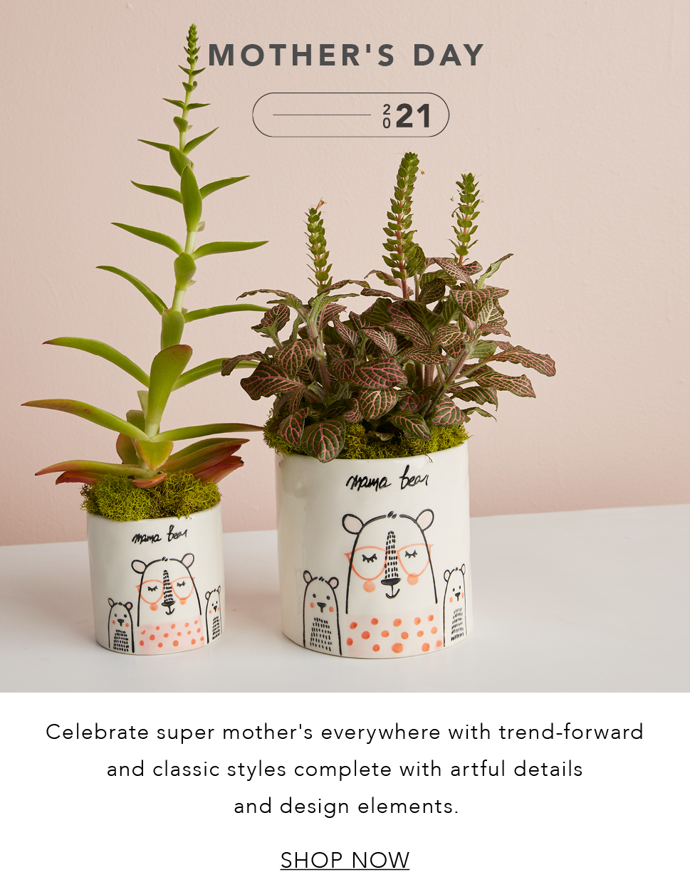 Shop Mother's Day Collection